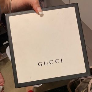 GUCCI EMPTY BOX